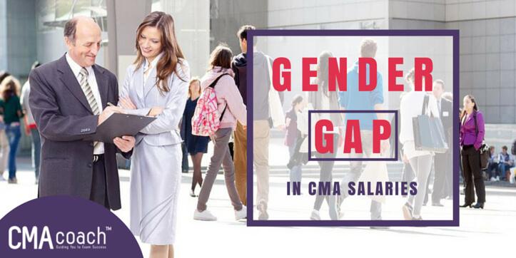 Gender Gap in CMA Salaries
