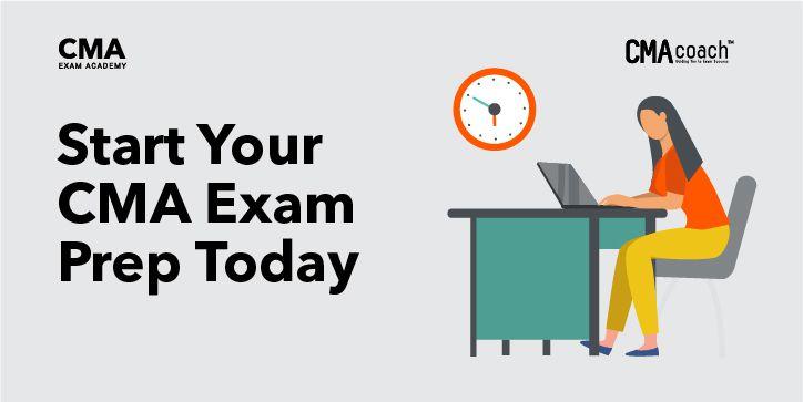 Start Your CMA Exam Prep Today