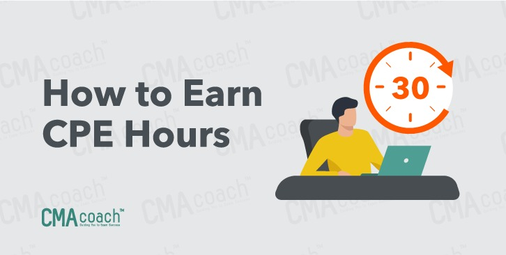 How to earn CPE hours