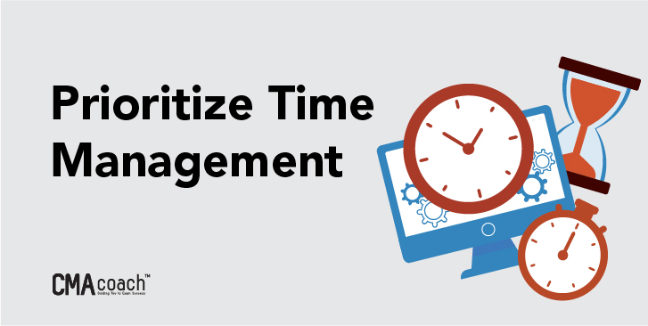 Prioritize Time Management