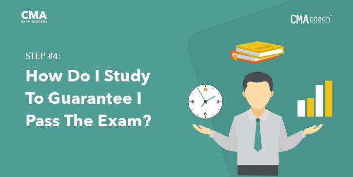 cma exam study hacks