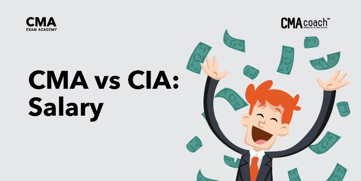 CMA vs CIA salary