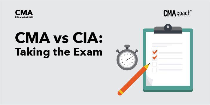 CMA vs CIA exam