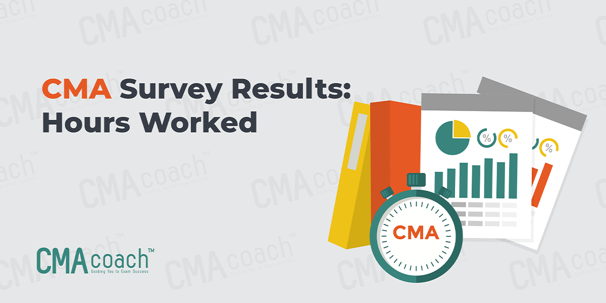 CMA Survey Results Hours Worked