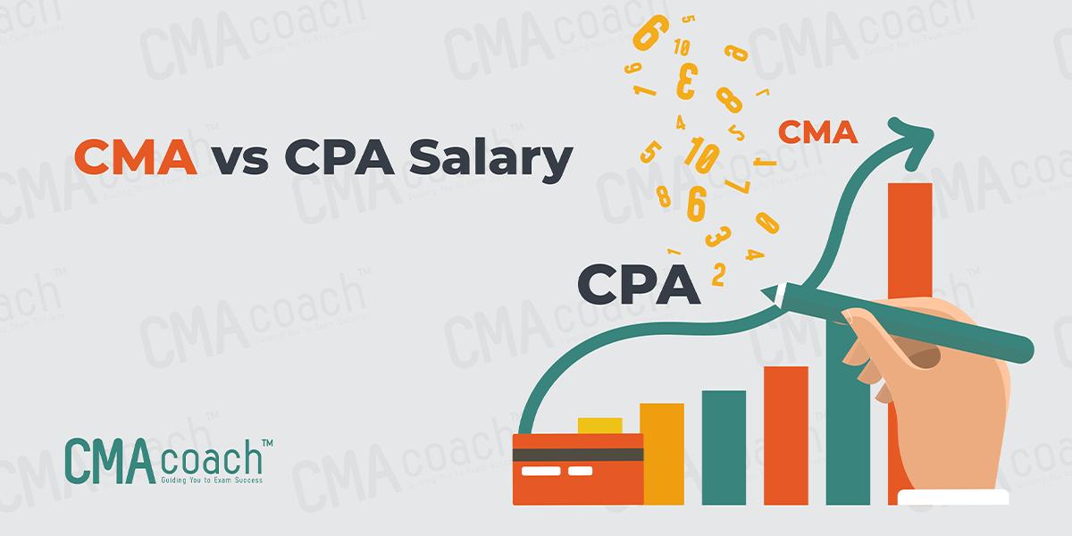 CMA vs CPA Salary
