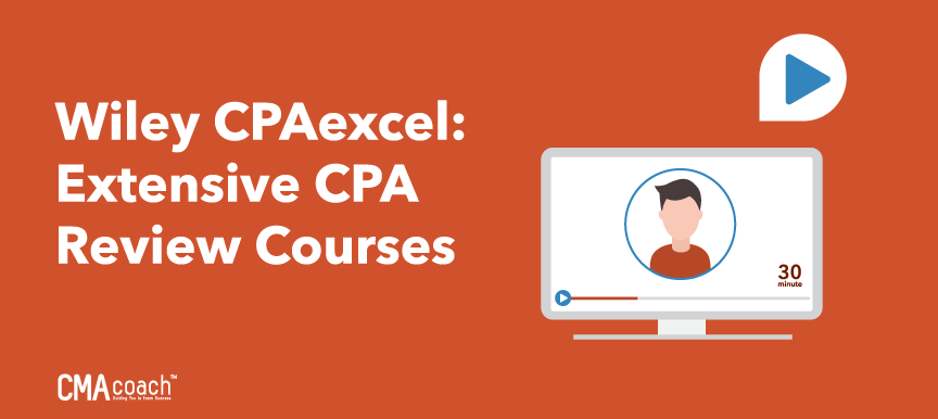 Wiley CPAexcel Extensive CPA Review Courses