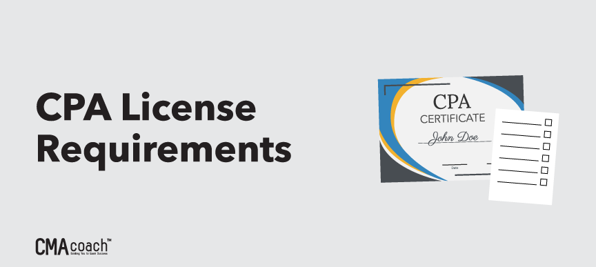 cpa license requirements