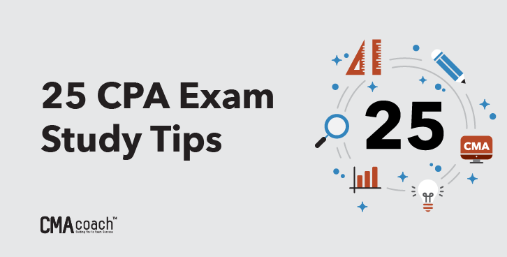 cpa exam study tips