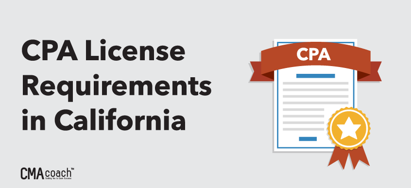 cpa license requirements caifornia