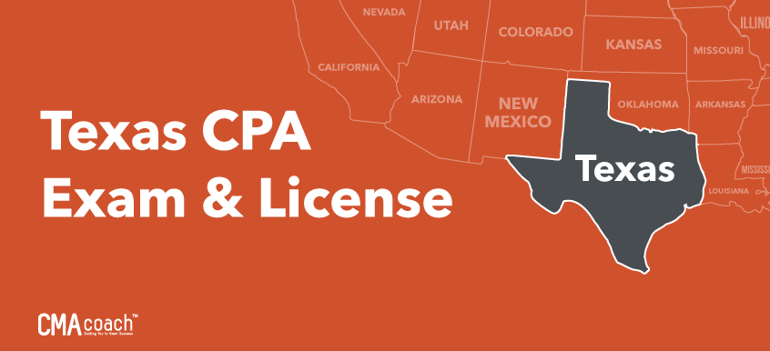 CPA Texas license Requirements