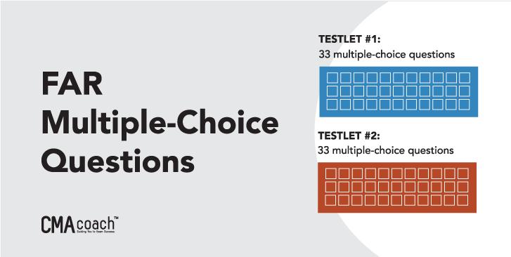 far exam multiple choice questions