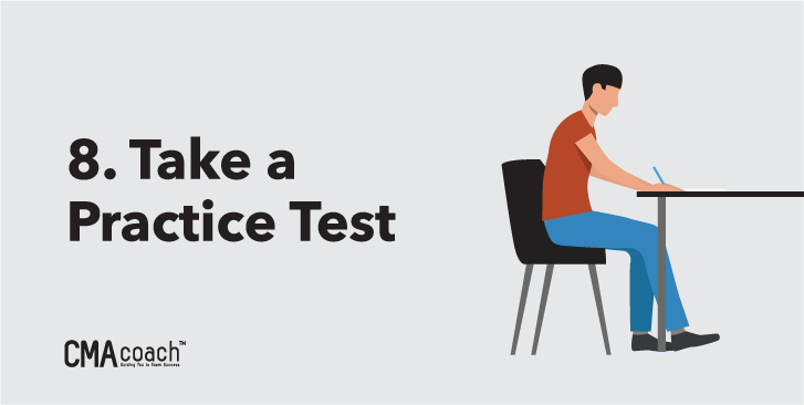 Take a practice cpa test