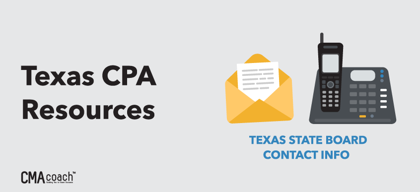 Texas CPA Resources