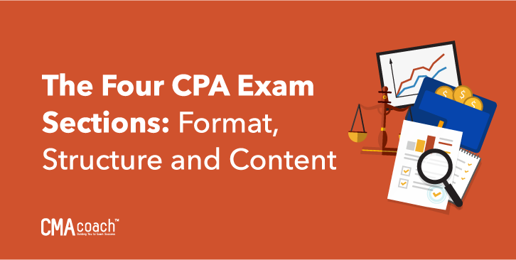 The Four CPA Exam Sections: Format, Structure and Content