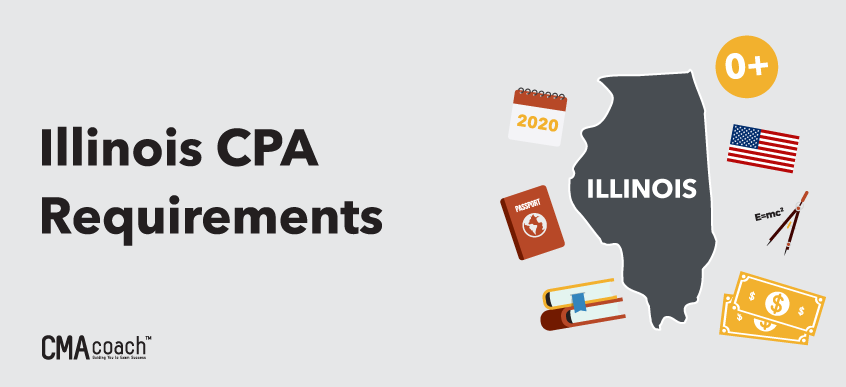 illinois cpa requirements