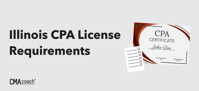illinois cpa license requirements