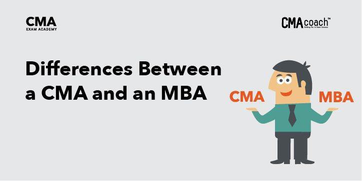 Differences Between a CMA and an MBA