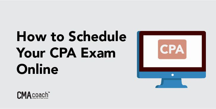 how to schedule your cpa exam online