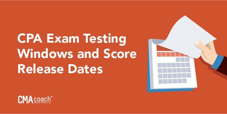 cpa exam dates