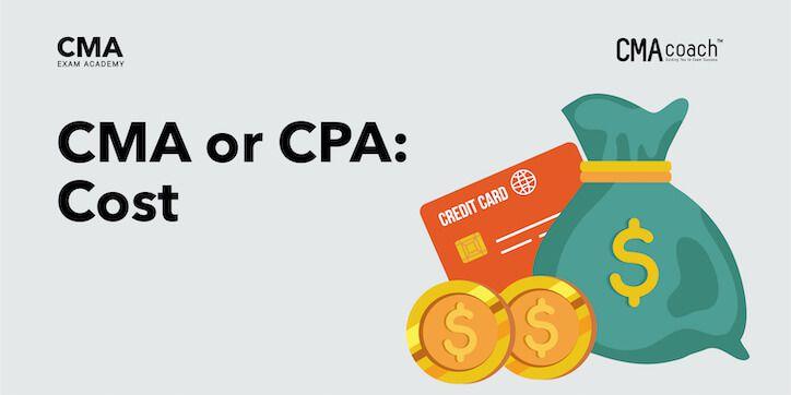 CMA or CPA Cost