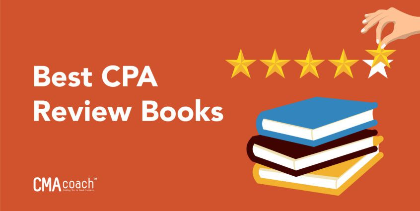 best cpa review books