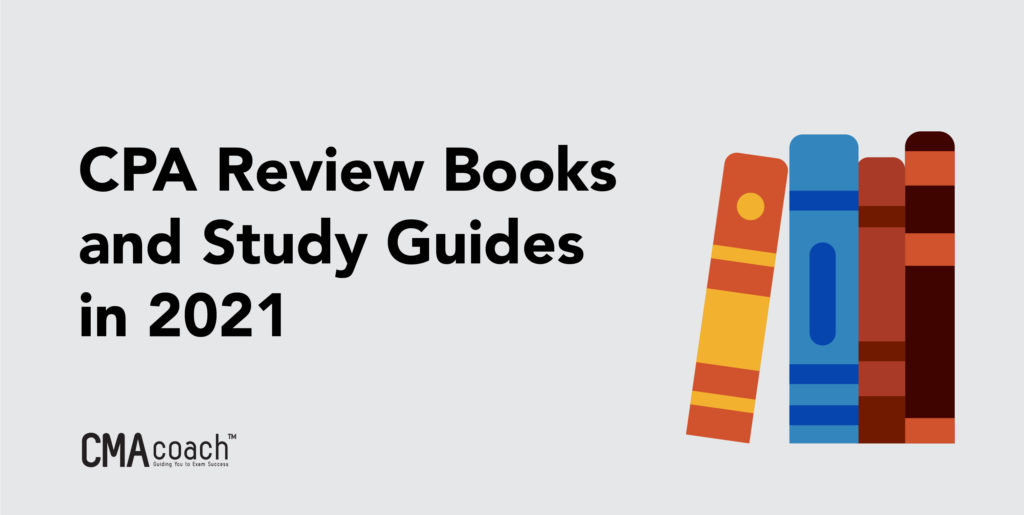 cpa books study guides 2021