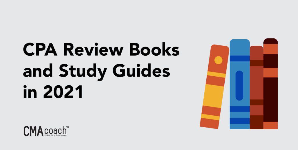 cpa books study guides 2021