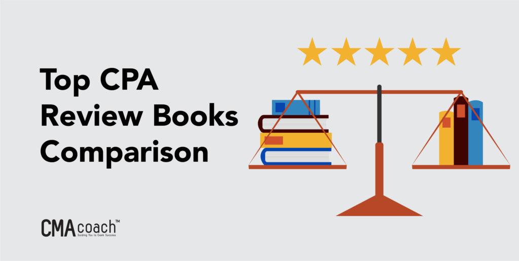 top cpa books comparison
