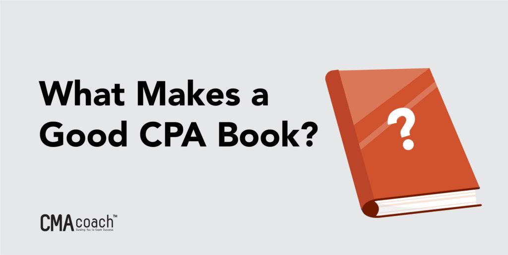 what makes a good cpa book