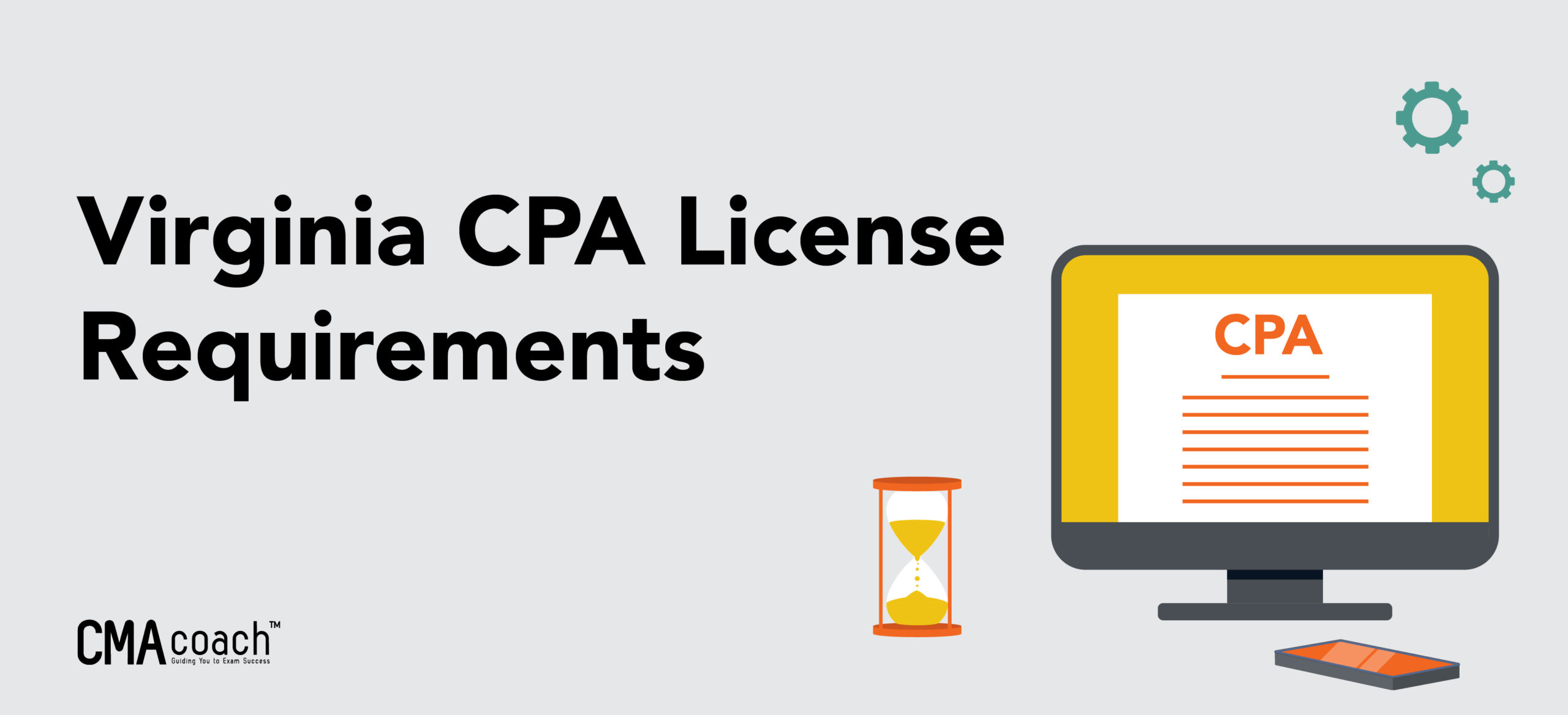 virginia cpa license requirements