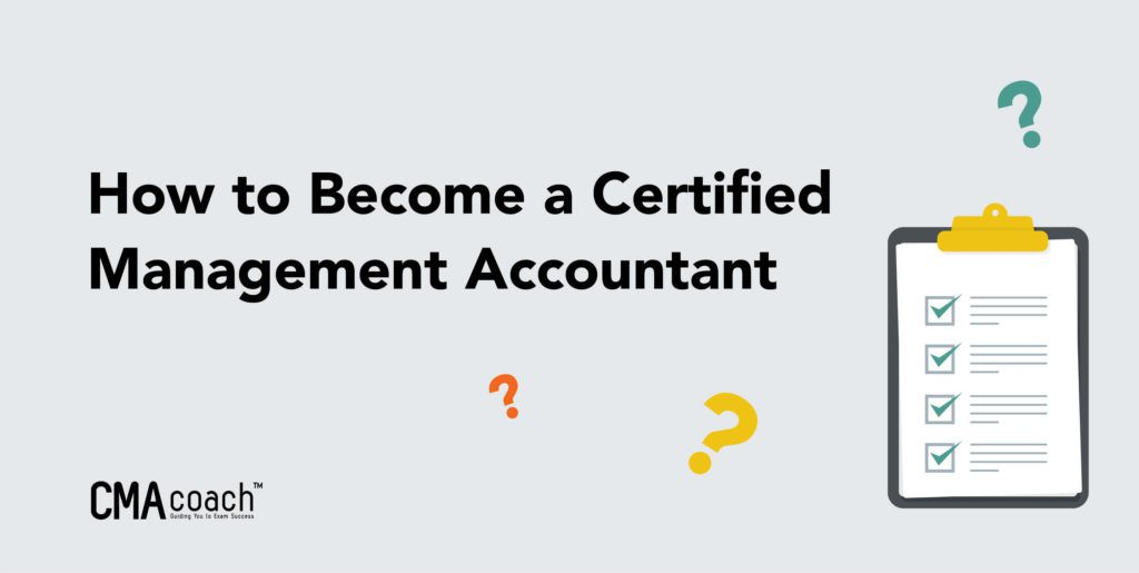 how to become a cma
