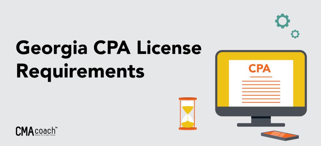 georgia cpa license
