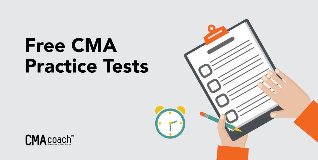 free cma practice tests