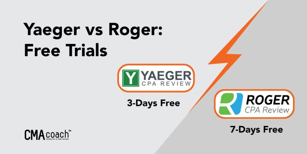 yaeger vs roger free trials