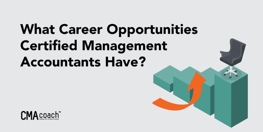 CMA Career Opportunities