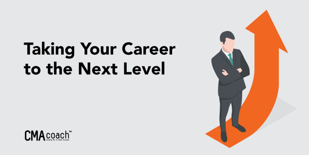 Taking your accounting career to the next level