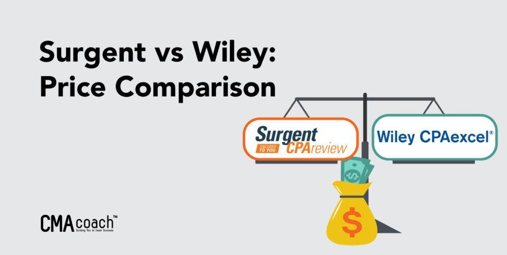 surgent wiley price comparison