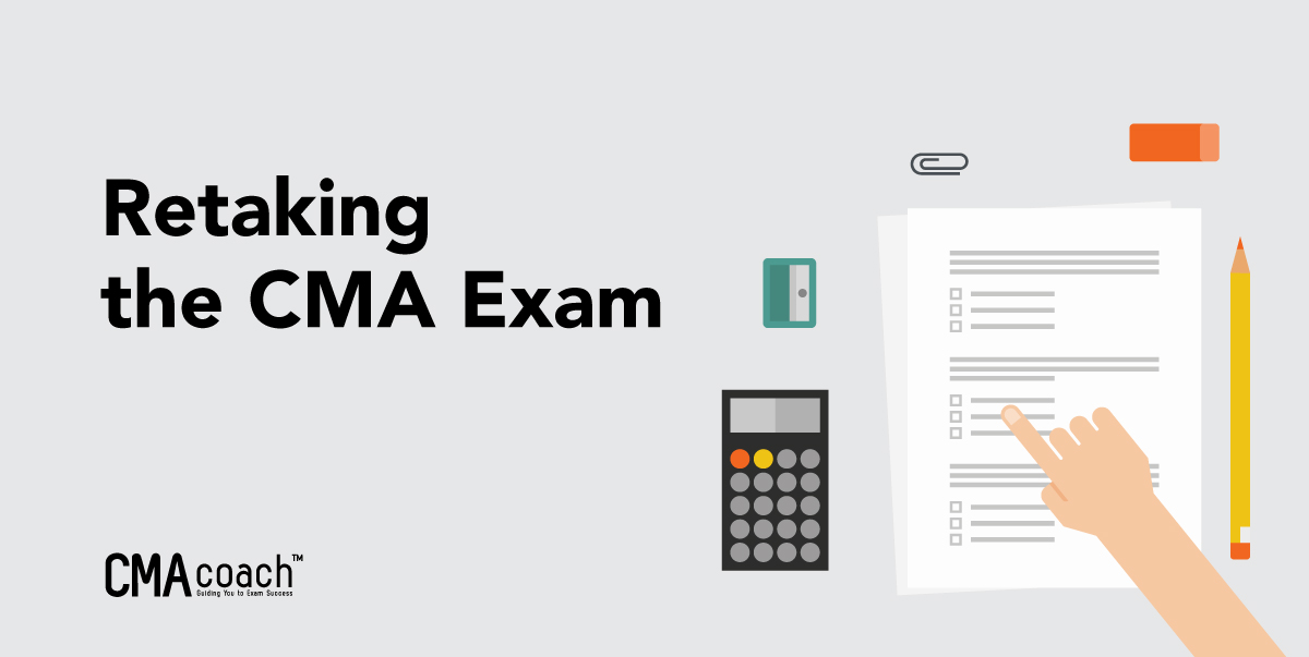 retaking the cma exam