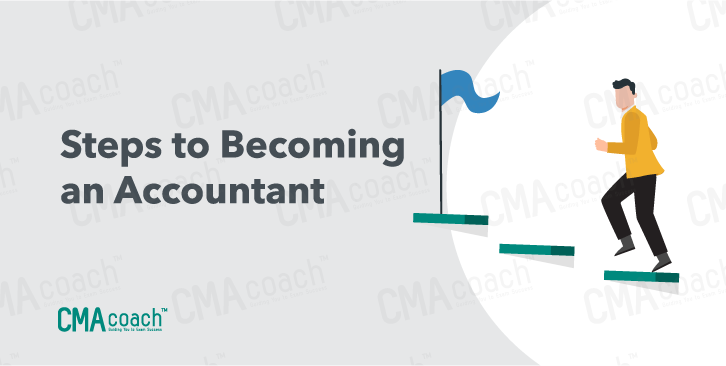 Steps to becoming an accountant
