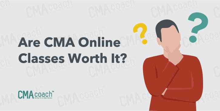 are cma online classes worth it