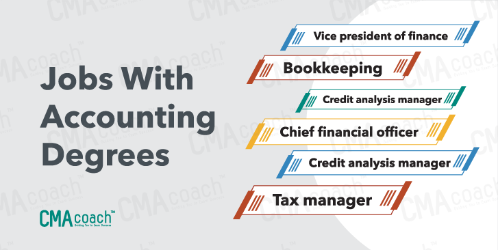 jobs with accounting degrees