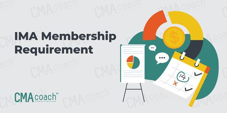IMA membership requirements