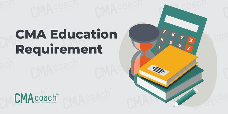 CMA education requirement