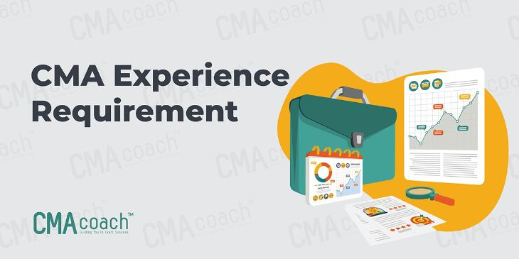 CMA experience requirement